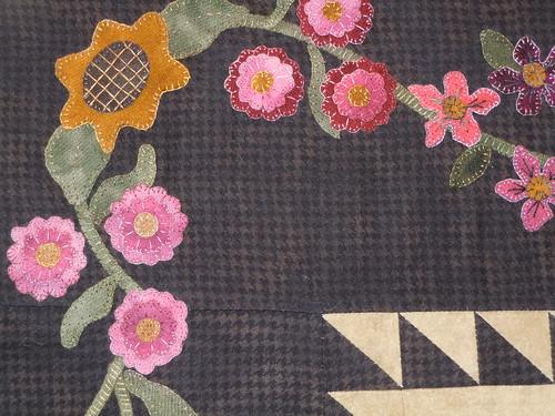 Folk Art Album--border detail