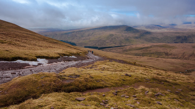 Pen Y Fan Trail