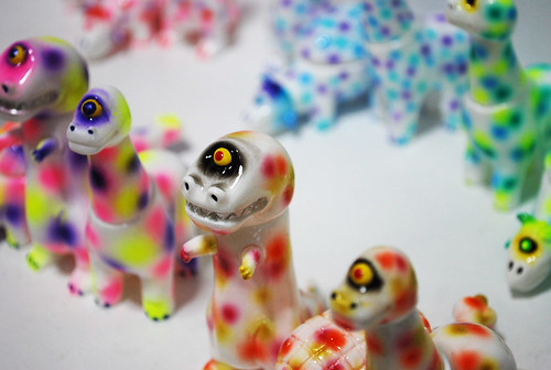 D-LUX Dots Dinos