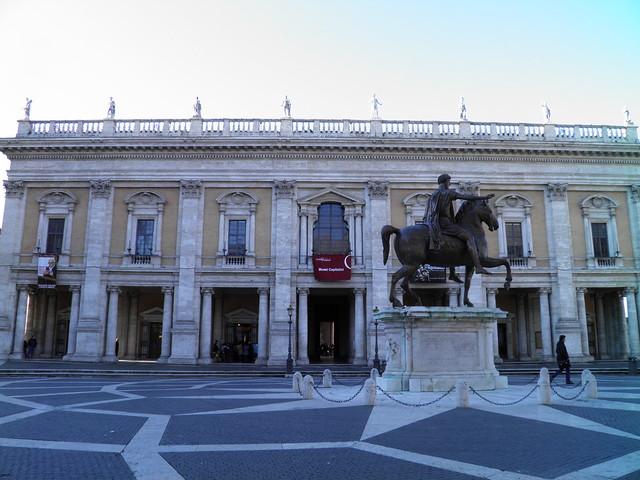 Musei Capitolini, Rome