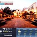 Small photo of Clima Zac 20 feb 2013 - Plaza Genaro Codina