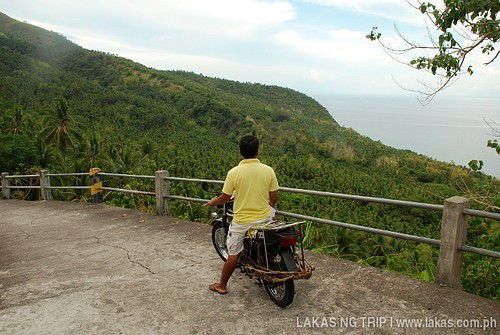 Habal-habal or Single Motorcycle Tour around Banton Island, Romblon