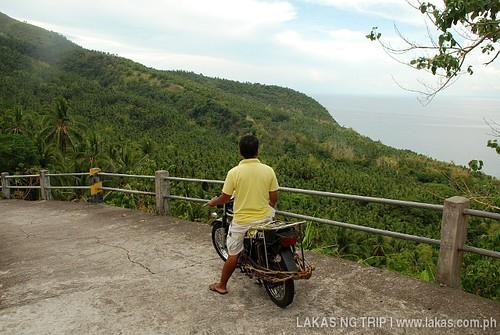Habal-habal or Single Motorcycle Tour around Banton Island, Romblon