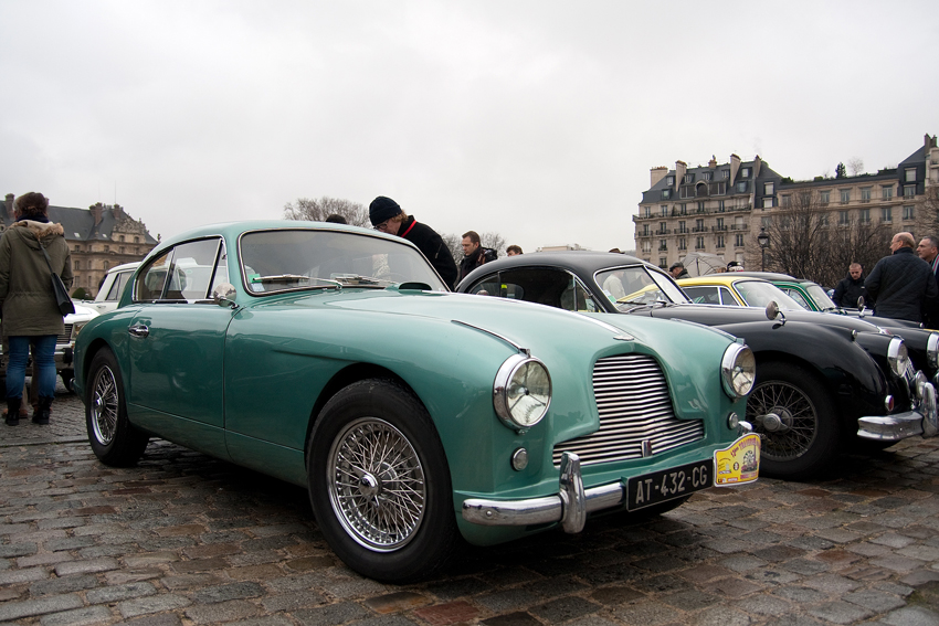 1953–1955 Aston Martin DB2/4 Mark I