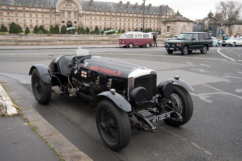 1936 Bentley 4 1/2 Litre ''Brookland'' 1