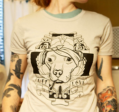 mutt love shirts are available!
