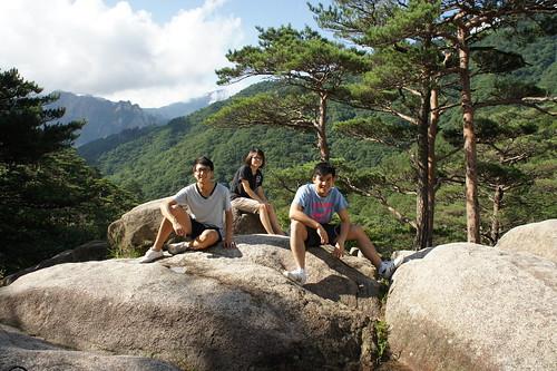 Seoraksan: Ulsanbawi