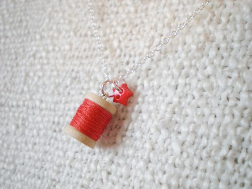 Spool Necklace 2