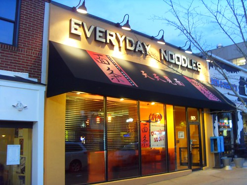Everyday Noodles Pittsburgh