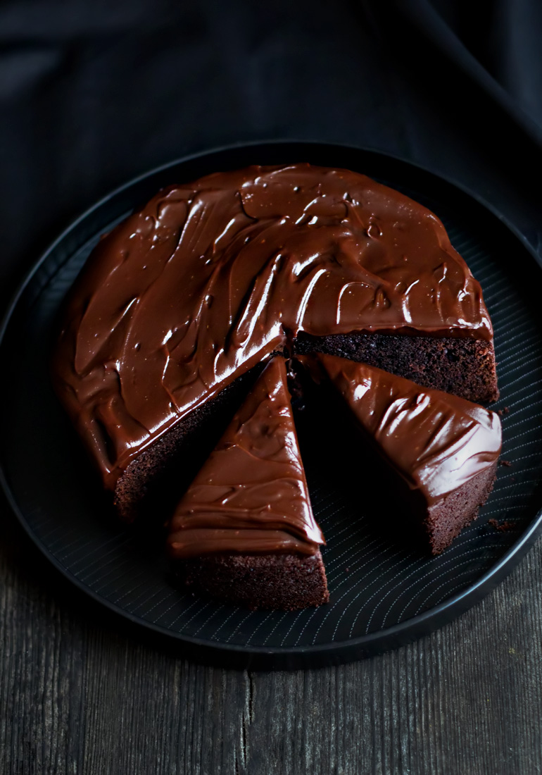 Chocolate Baileys Mud Cake