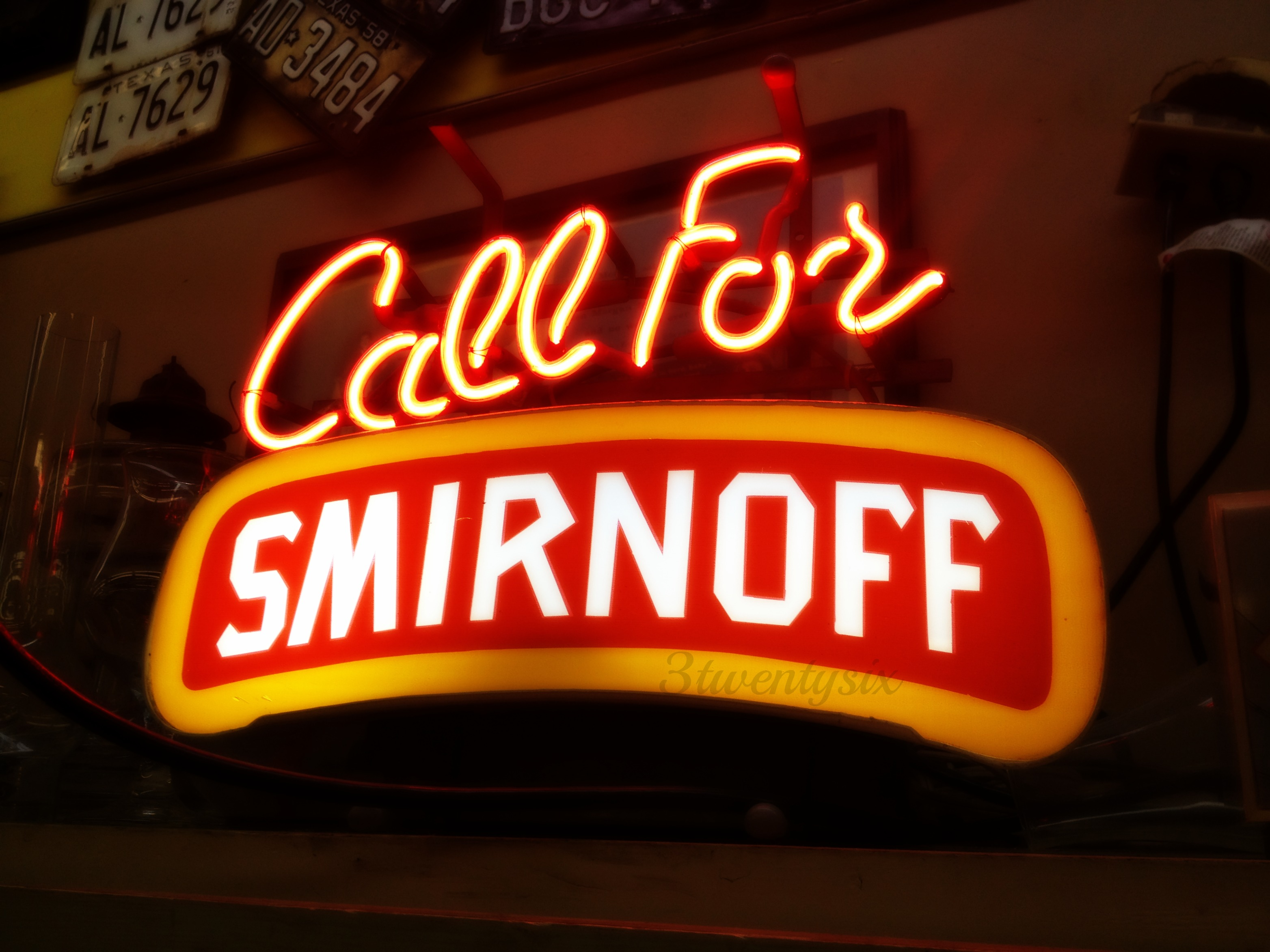 Call For Smirnoff