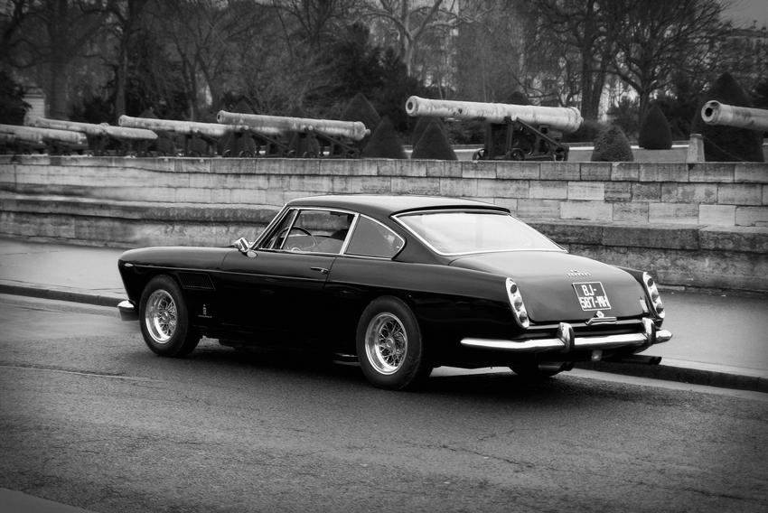 1960–63 Ferrari 250 GT/E 2+2 2