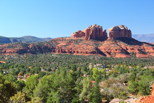 Cathedral Rock, Coconino National Forest