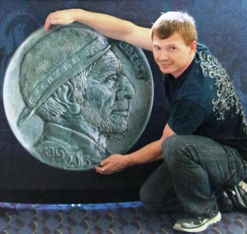 Aleksey Alexsey Saburov Holding Nickel