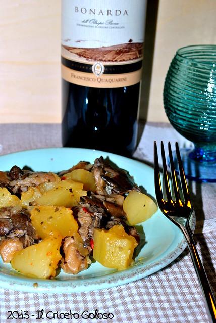 Funghi con le patate (3)
