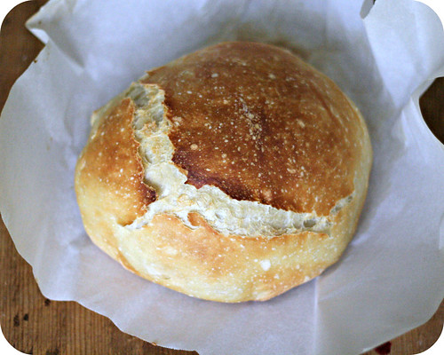 Easier than a Bread Machine Bread