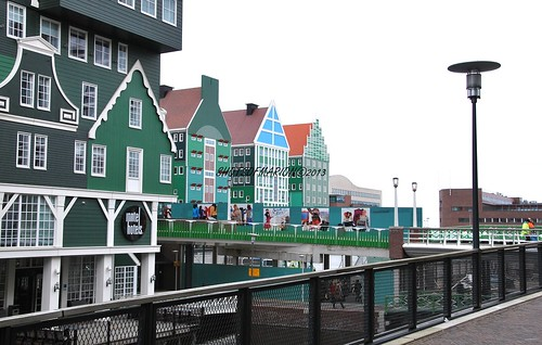 Architectuur Zaandam the Netherlands / Architectuur Zaandam Nederland