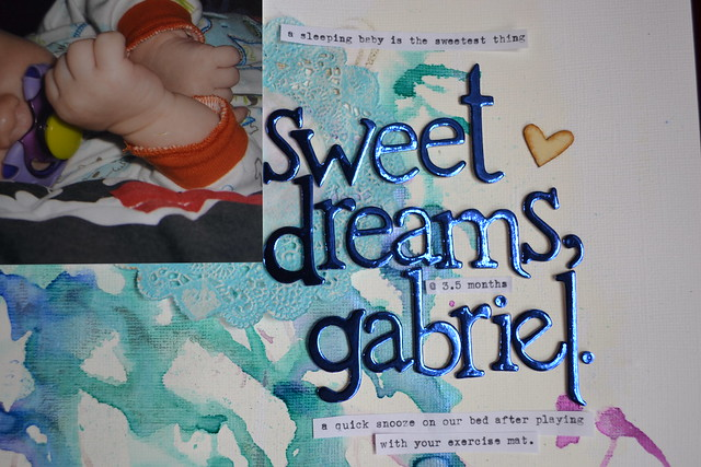 Sweet Dreams Gabriel_closeup 1