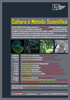 Cultura e metodo scientifico