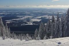 Na sněžnicích kolem Trutnova