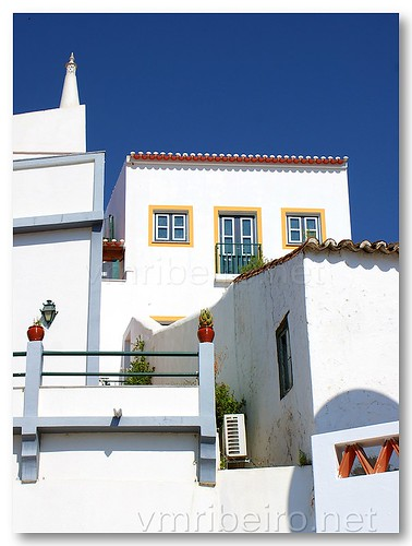 Casas de Mértola by VRfoto