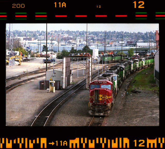 BNSF At Interbay I