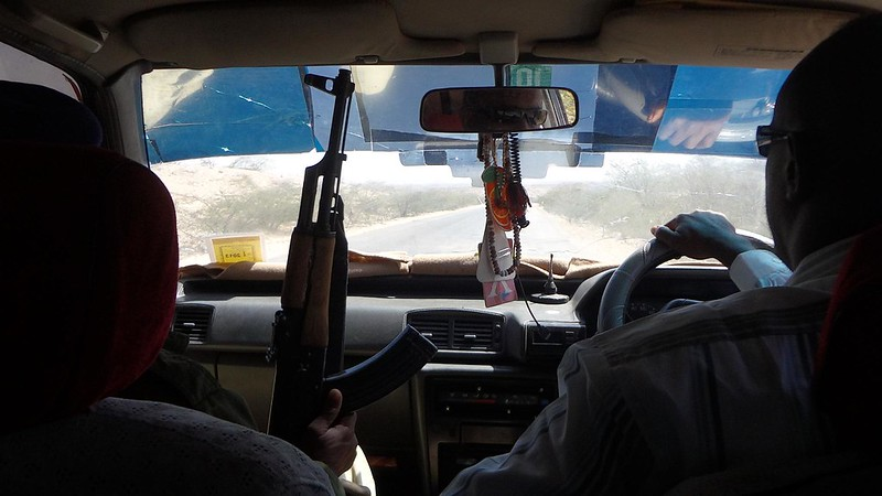 Transporte de Hargeisa até Berbera