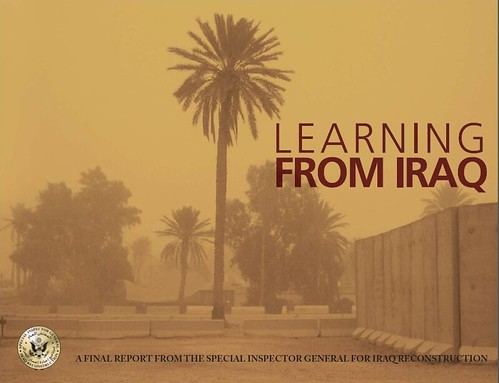 learning from iraq
