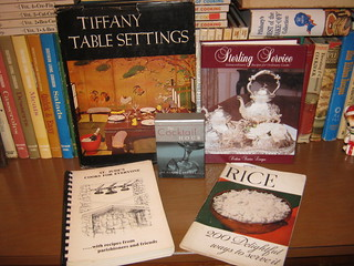 Cookbooks and Misc