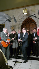 NDP Caucus tribute to Stompin' Tom
