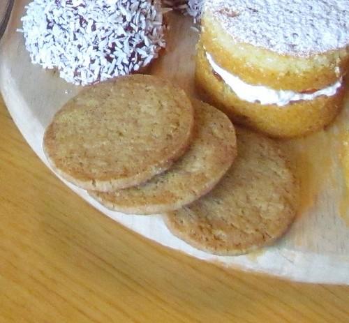 Heidesand biscuits