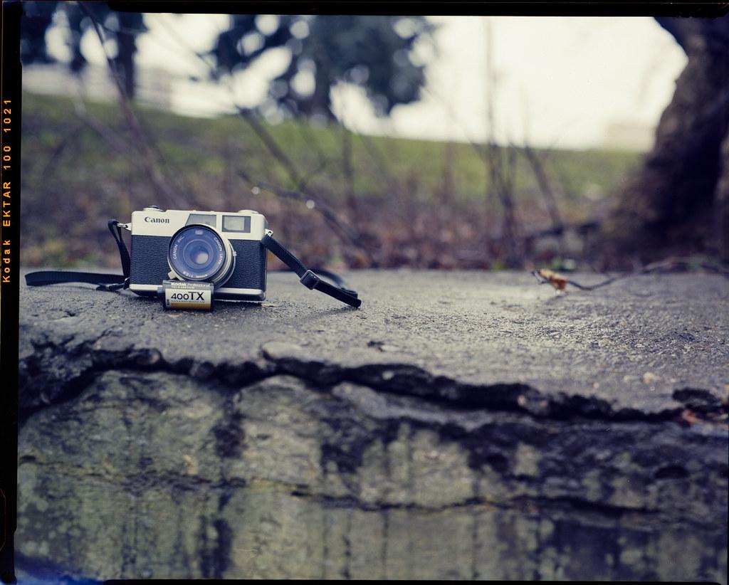 Canonet 28 - Tri-X