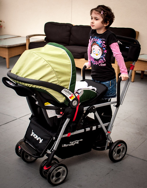 joovy caboose too review