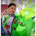 International Women's Day - 2013: Shirley Hill, fancy shawl dancer