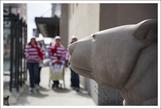 Missouri Bears At Peabody Opera House 1