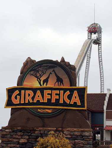 Giraffica sign