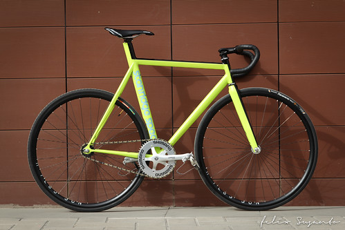 Highstreet Pursuit Stanridge by stanridgespeed bicycles