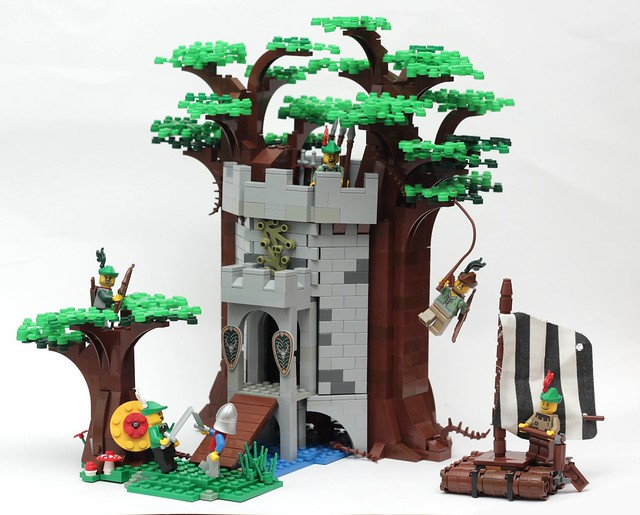 6077: Forestmen's River Fortress-Redux