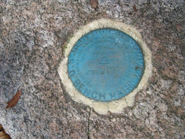 USGS Benchmark
