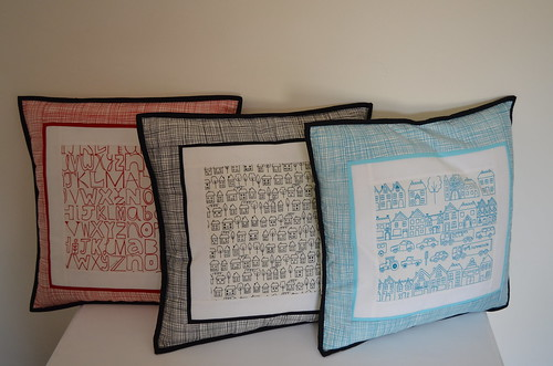 Summersville Cushions