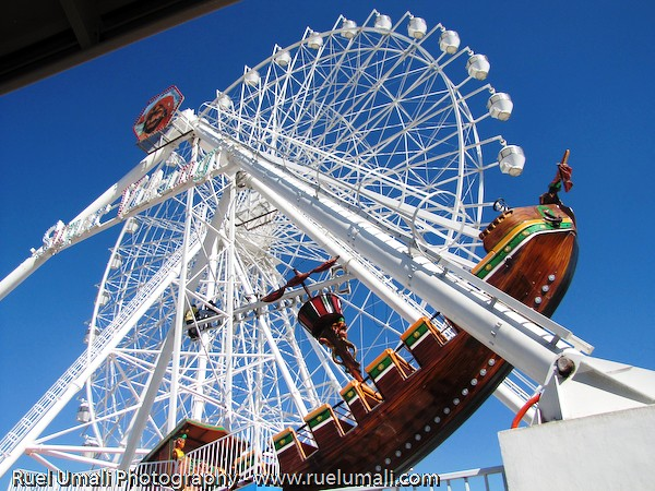 Sky Fun Amusement Park by Ruel Umali of www.ruelumali.com
