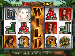 girls with guns slots farm slot