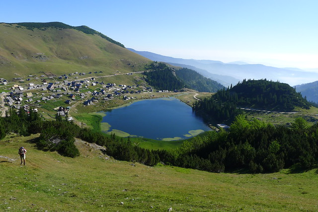 Prokoško jezero in Bosnia