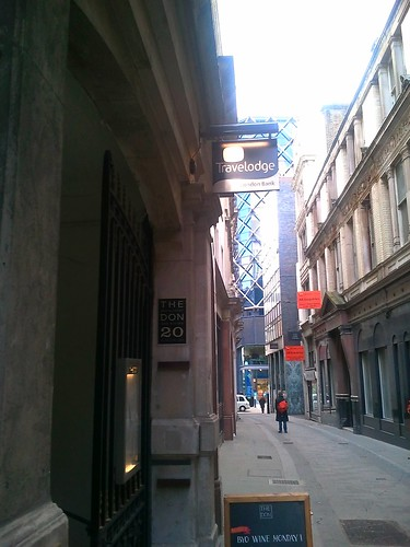Review of Travelodge London Bank