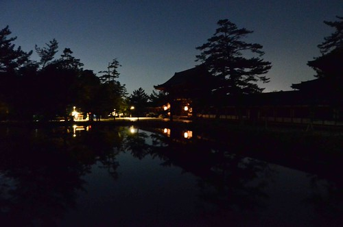 Todaiji at Night