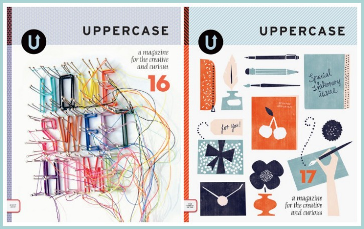 uppercase Collage