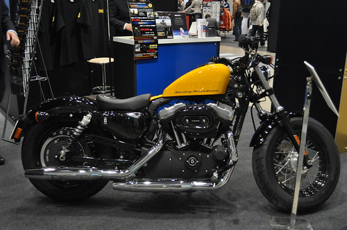 Harley‐Davidson SPORTSTER FORTY-EIGHT