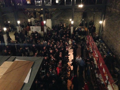 Colchester beer festival