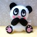 Panda >.< by Fofurebas - By Jackie