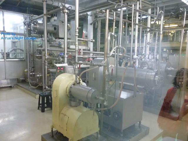 食用油加工參觀走廊(烘焙油加工參觀走廊) 生產設備